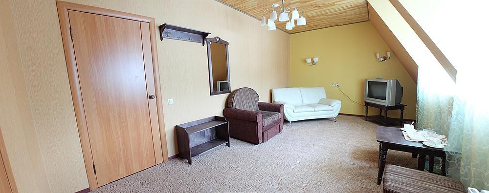 Гостиница «Артыбаш» Республика Алтай Люкс, фото 2