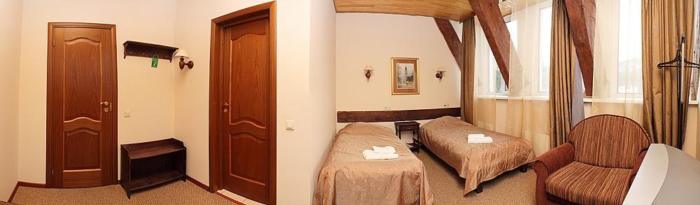 Гостиница «Артыбаш» Республика Алтай Полулюкс, фото 1