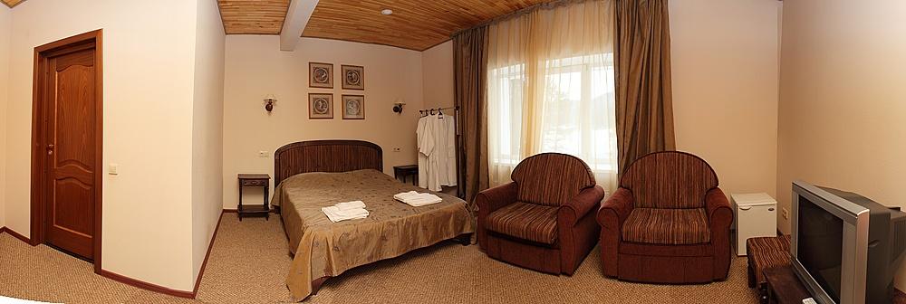Гостиница «Артыбаш» Республика Алтай Студия, фото 5