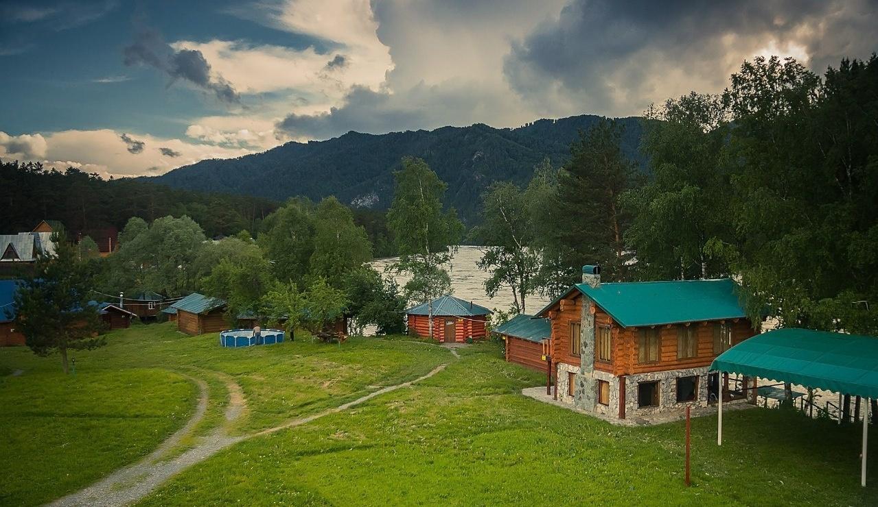 База отдыха «Тихий берег» Республика Алтай, фото 1