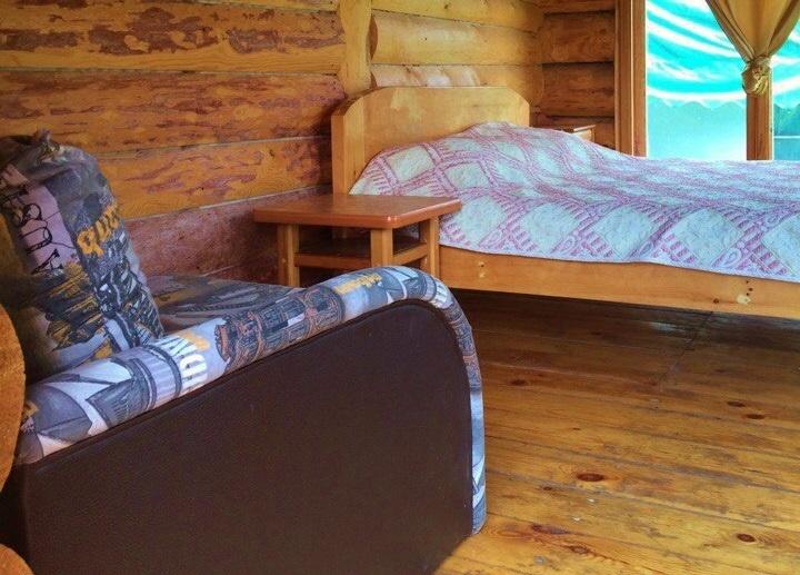 База отдыха «Тихий берег» Республика Алтай «Дом с барбекю», фото 2