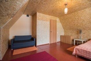 База отдыха «Тихий берег» Республика Алтай «Солнечный дом» 2 этаж, фото 2