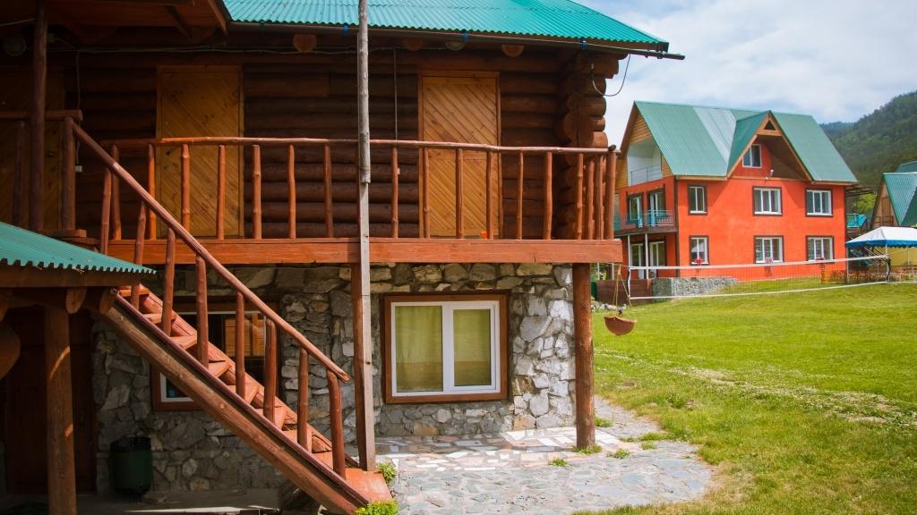 База отдыха «Тихий берег» Республика Алтай, фото 16