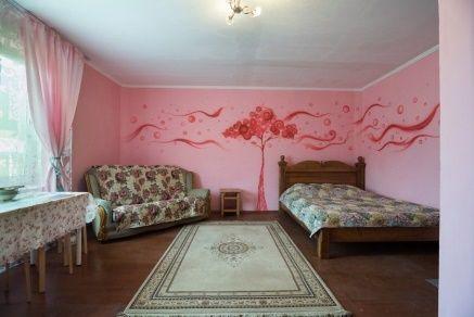 База отдыха «Тихий берег» Республика Алтай «Солнечный дом» 1 этаж, фото 1