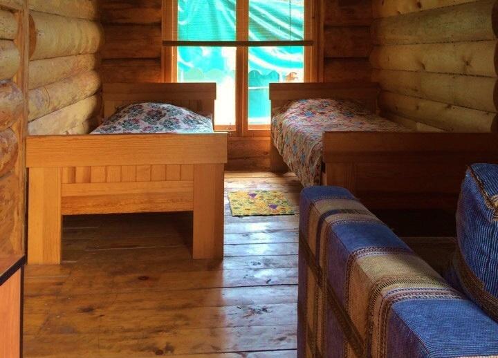 База отдыха «Тихий берег» Республика Алтай «Дом с барбекю», фото 3