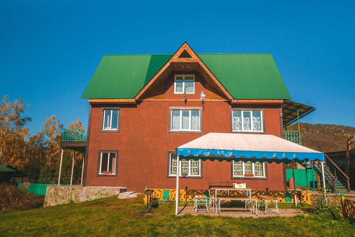 База отдыха «Тихий берег» Республика Алтай, фото 15