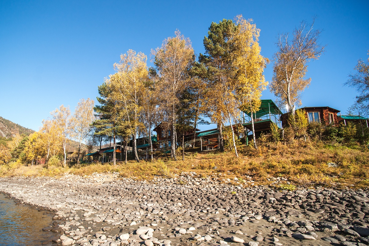База отдыха «Тихий берег» Республика Алтай, фото 4
