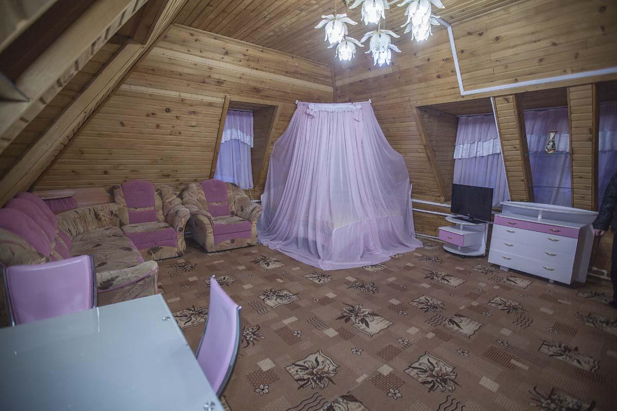 Туристический комплекс «Эдем» Республика Алтай Номер-студия, фото 1