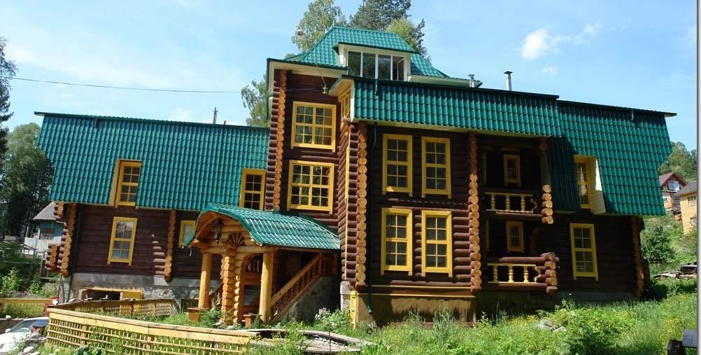 Туристический комплекс «Эдем» Республика Алтай, фото 1