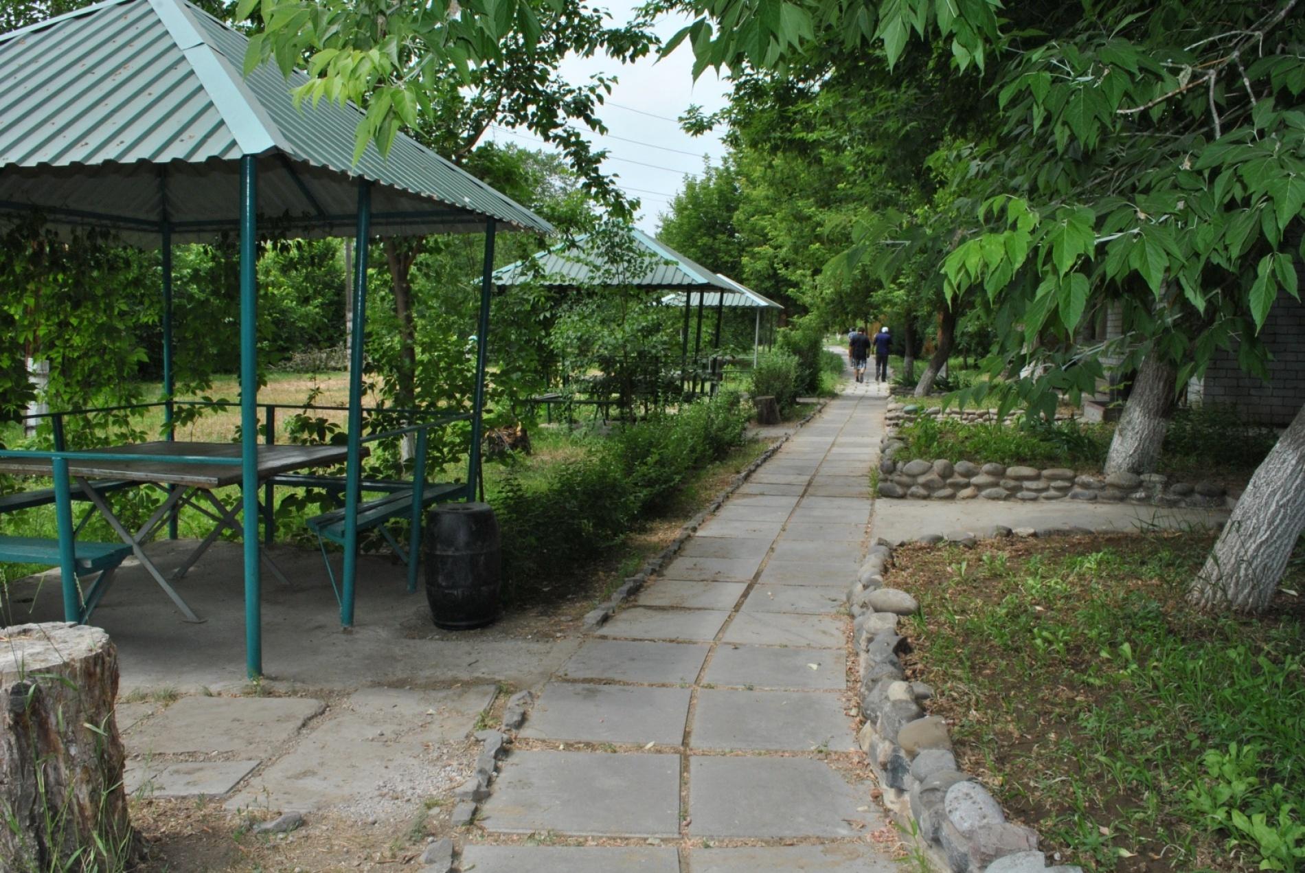 Загородный гостиничный комплекс «Волжанка» Астраханская область, фото 4