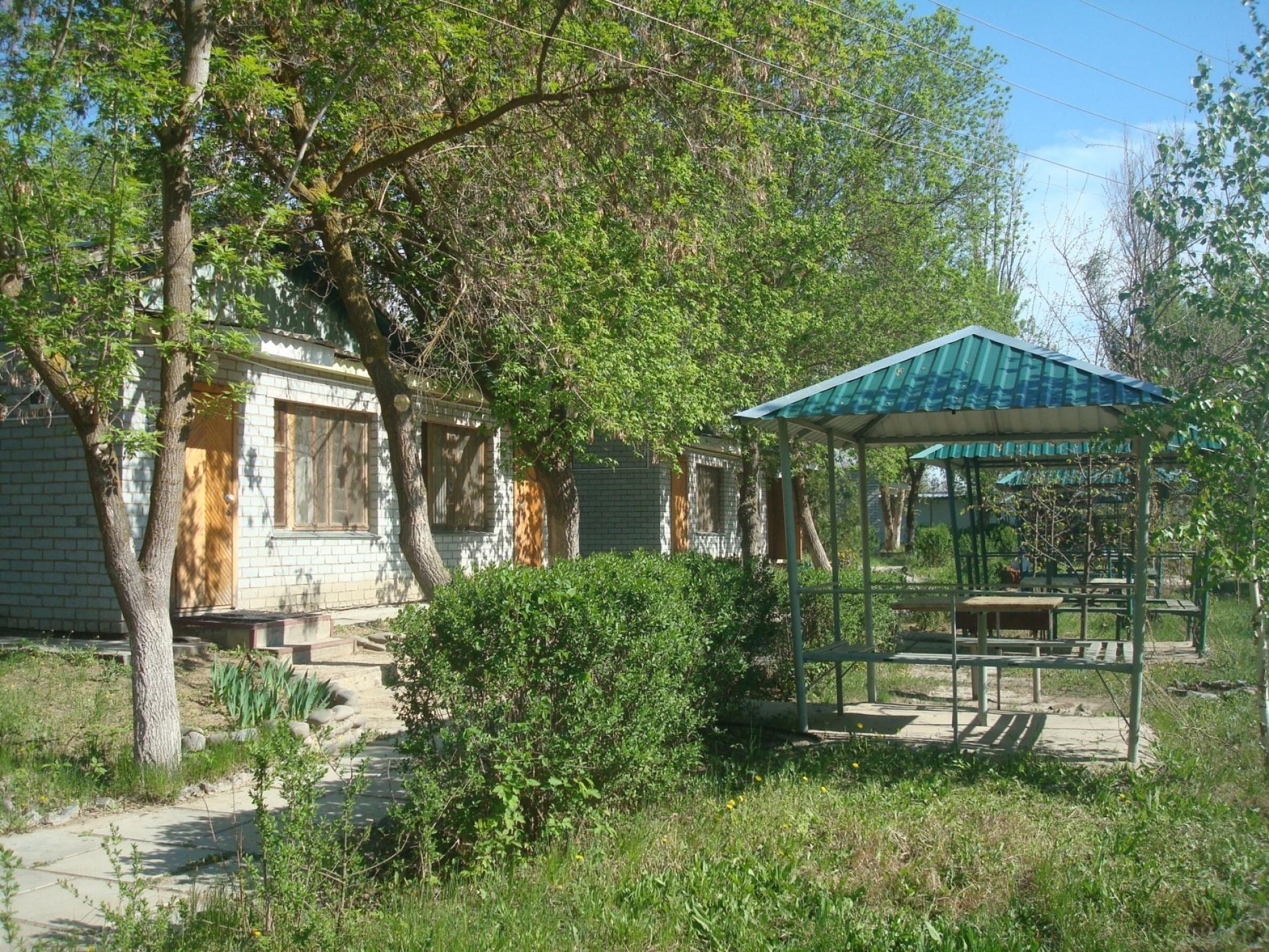 Загородный гостиничный комплекс «Волжанка» Астраханская область, фото 2