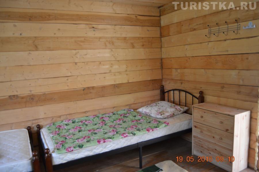 Кемпинг «Каменные грибы» Республика Алтай Двухместный дом, фото 1