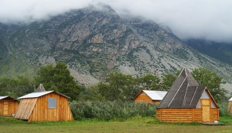 Кемпинг «Каменные грибы» Республика Алтай, фото 6