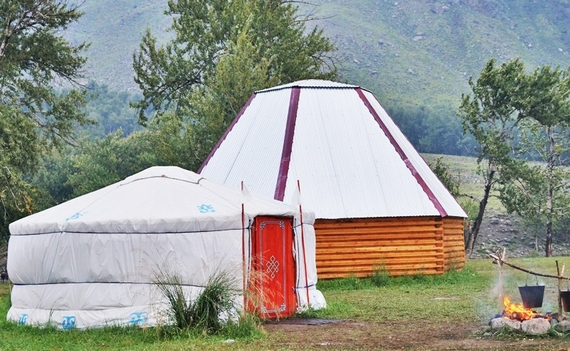 Camping «Kamennyie gribyi» The Republic Of Altai, фото 5