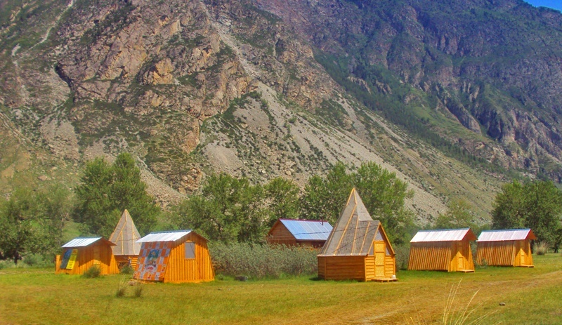 Camping «Kamennyie gribyi» The Republic Of Altai, фото 1