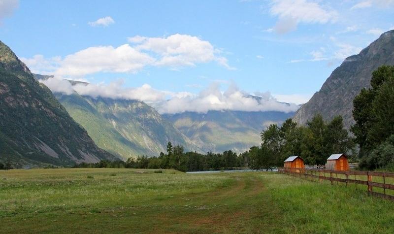 Кемпинг «Каменные грибы» Республика Алтай, фото 7