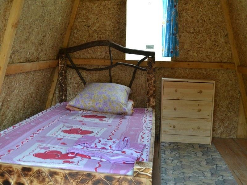Кемпинг «Каменные грибы» Республика Алтай Летний домик, фото 1