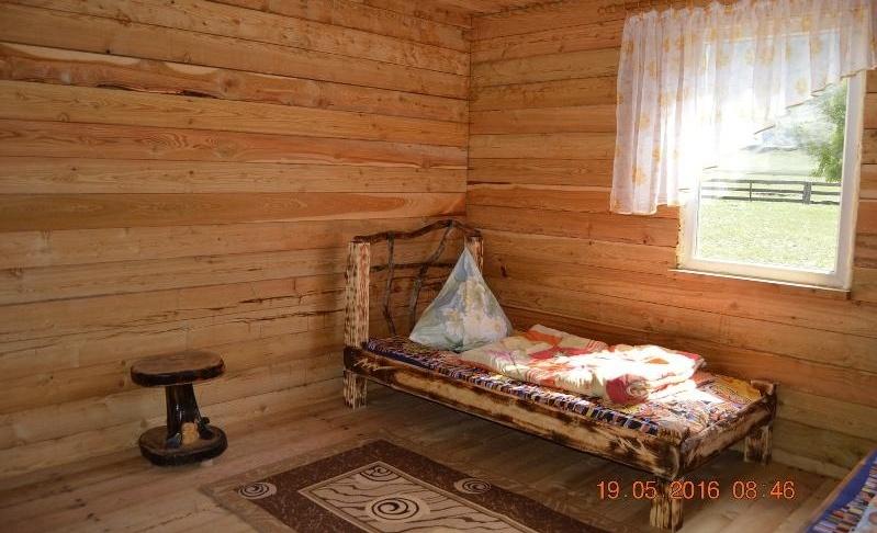 Кемпинг «Каменные грибы» Республика Алтай Трехместный дом, фото 1