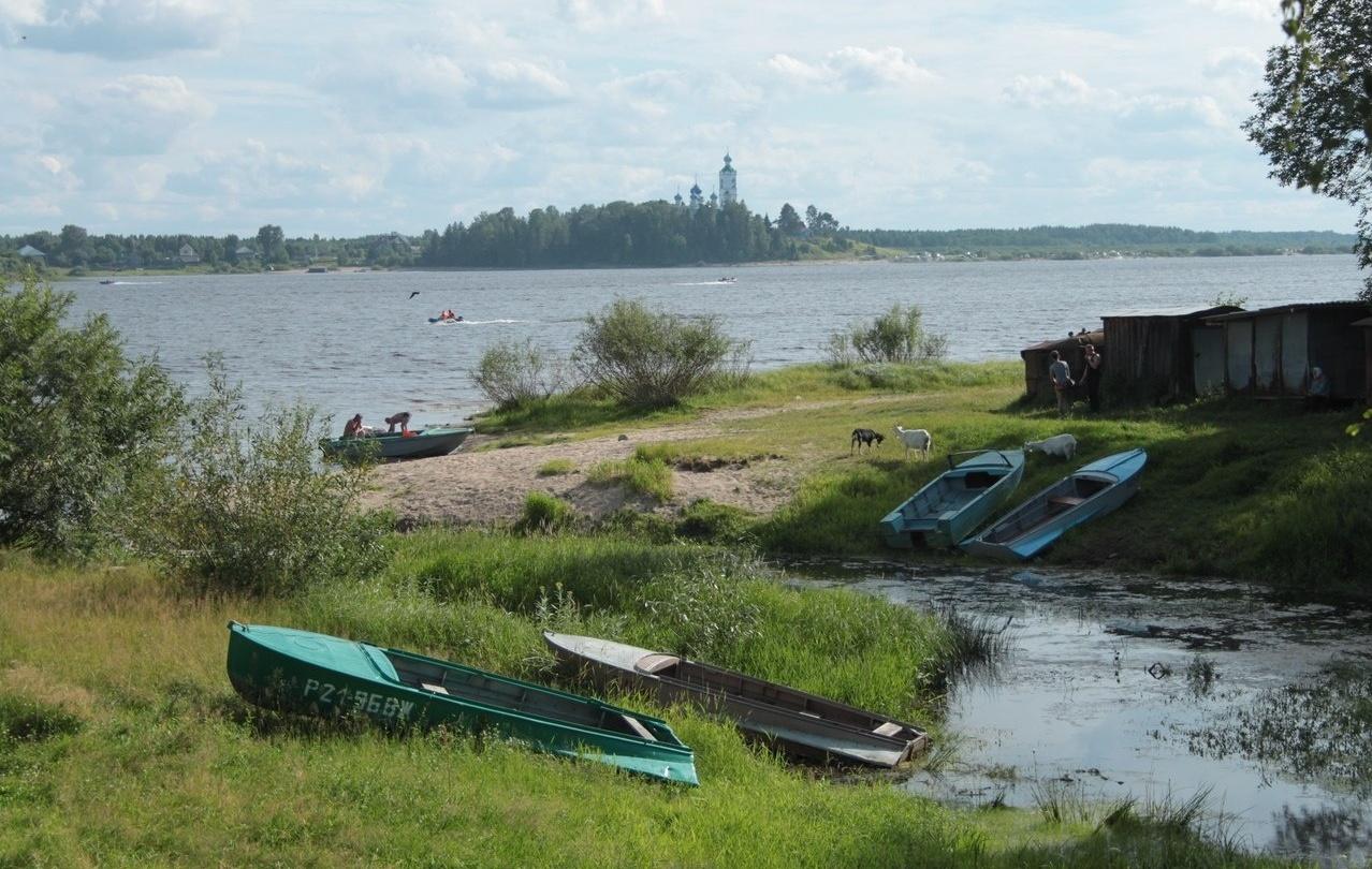 """База отдыха """"Остров"""" Вологодская область, фото 27"""
