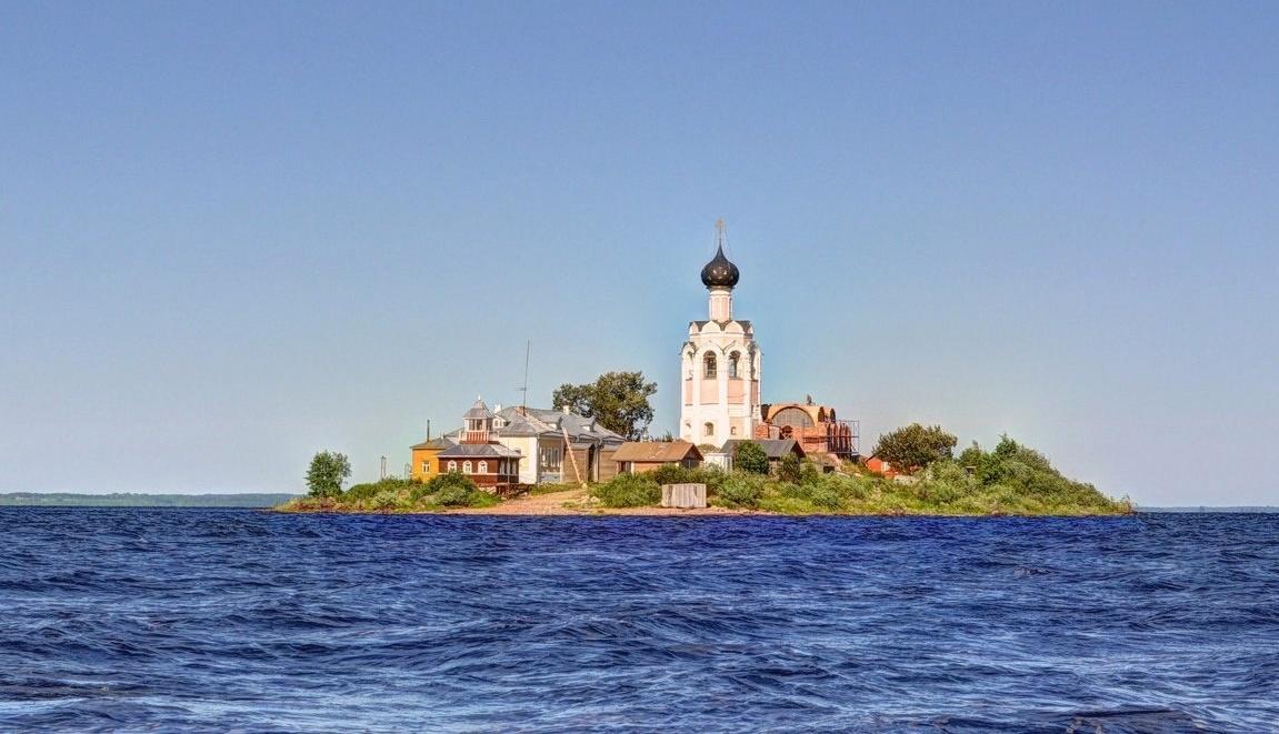 """База отдыха """"Остров"""" Вологодская область, фото 31"""