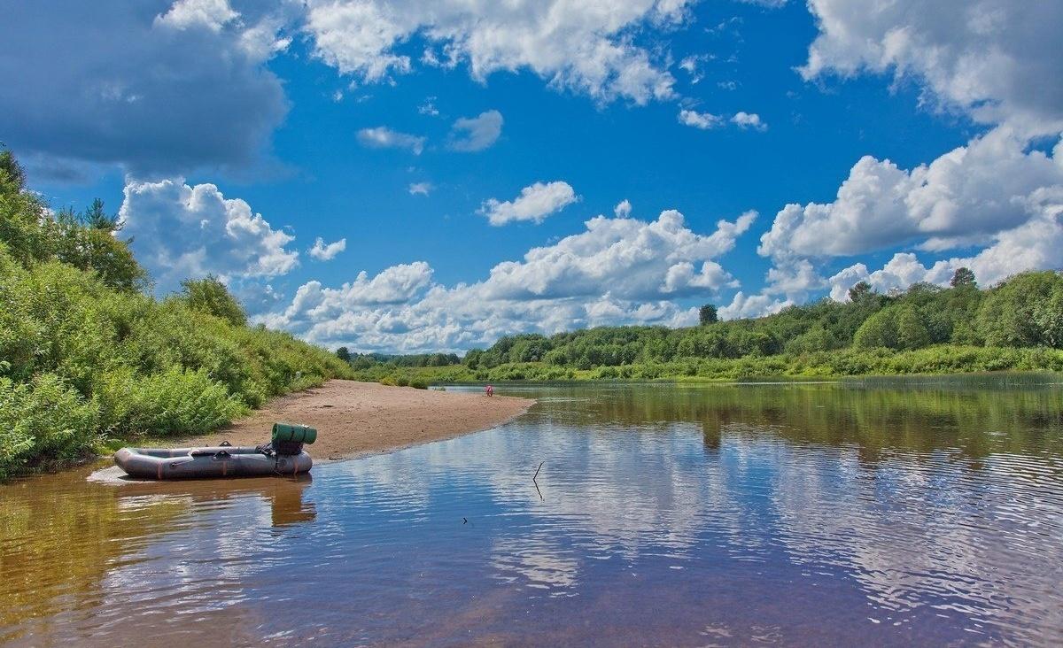 """База отдыха """"Остров"""" Вологодская область, фото 28"""