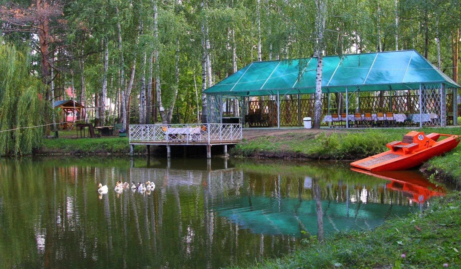 """База отдыха """"Лесная быль"""" Ульяновская область, фото 18"""