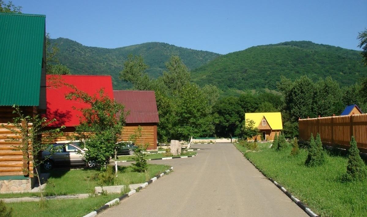 Услуги горное вдохновение горная деревня