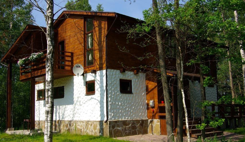 База отдыха «Шале Рояль» Ленинградская область, фото 1