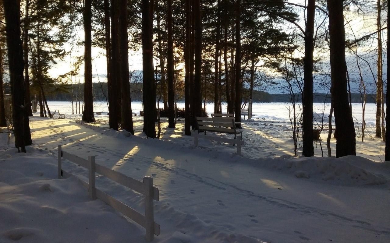 База отдыха «Белый Парус» Свердловская область, фото 20