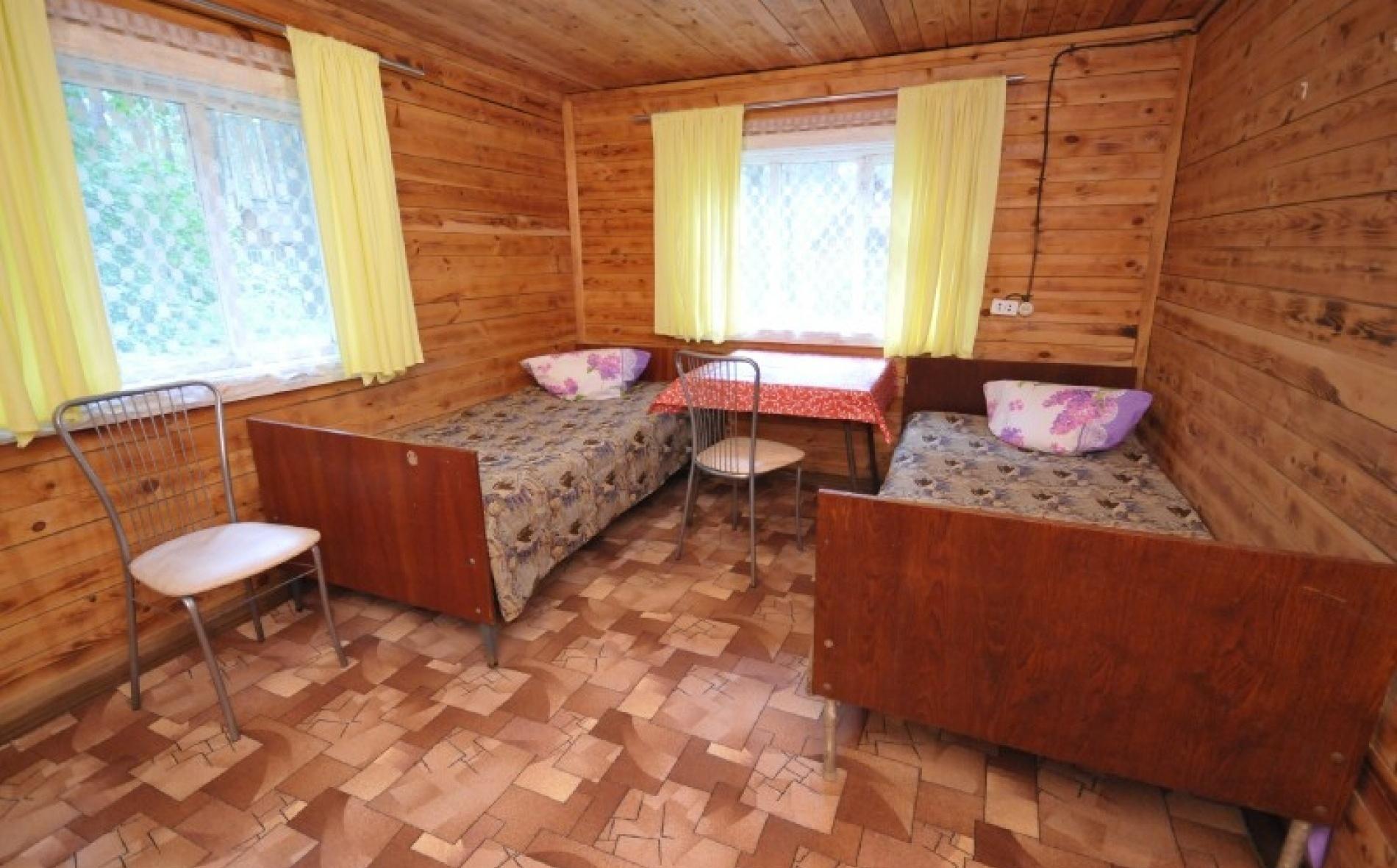 База отдыха «Белый Парус» Свердловская область Летний домик , фото 2