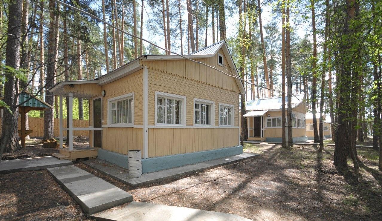 База отдыха «Белый Парус» Свердловская область, фото 2
