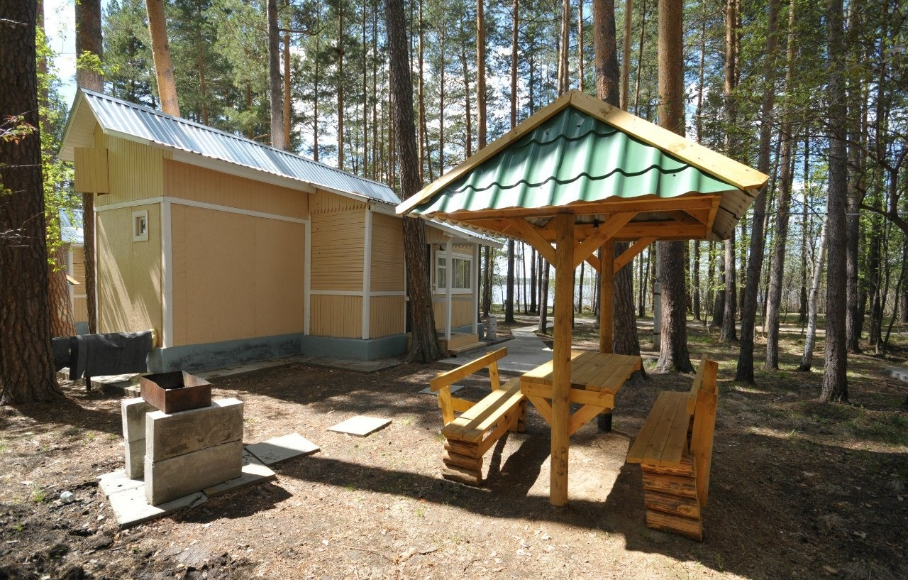 База отдыха «Белый Парус» Свердловская область, фото 4