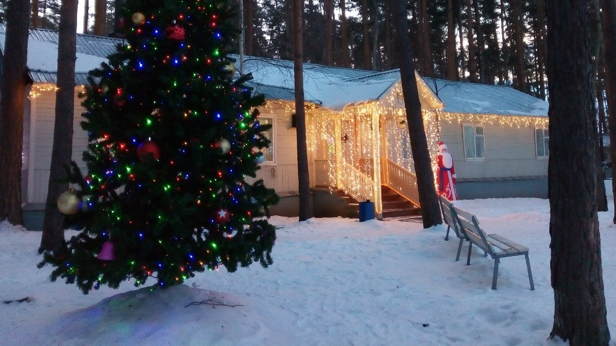 База отдыха «Белый Парус» Свердловская область, фото 19