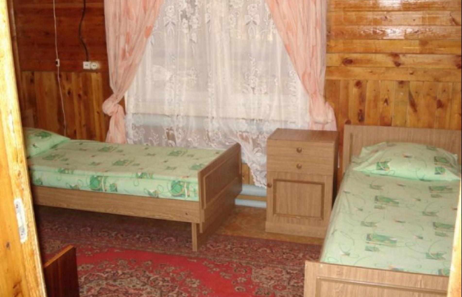 База отдыха «Белый Парус» Свердловская область Корпус на 11 мест, фото 2