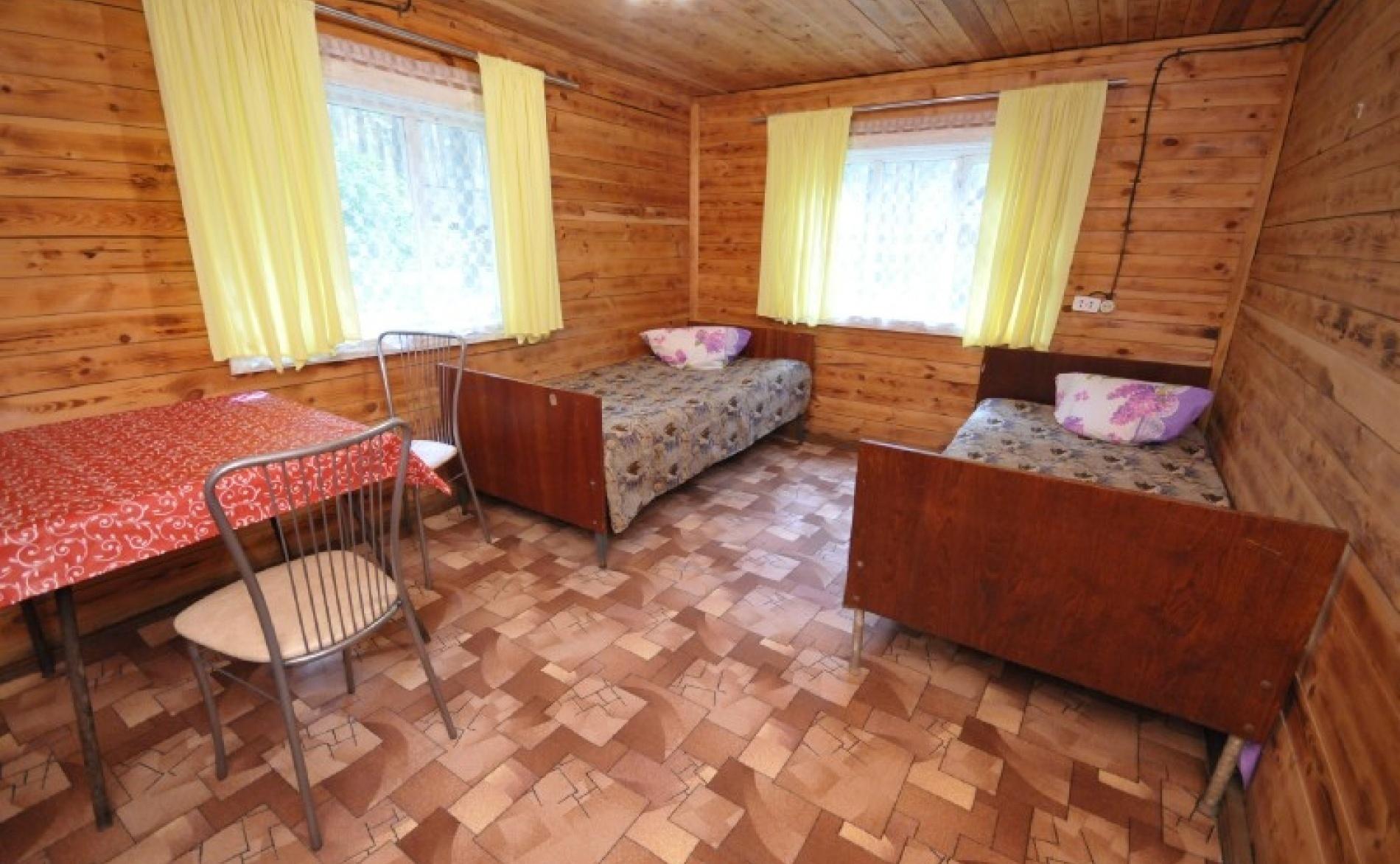 База отдыха «Белый Парус» Свердловская область Летний домик , фото 3