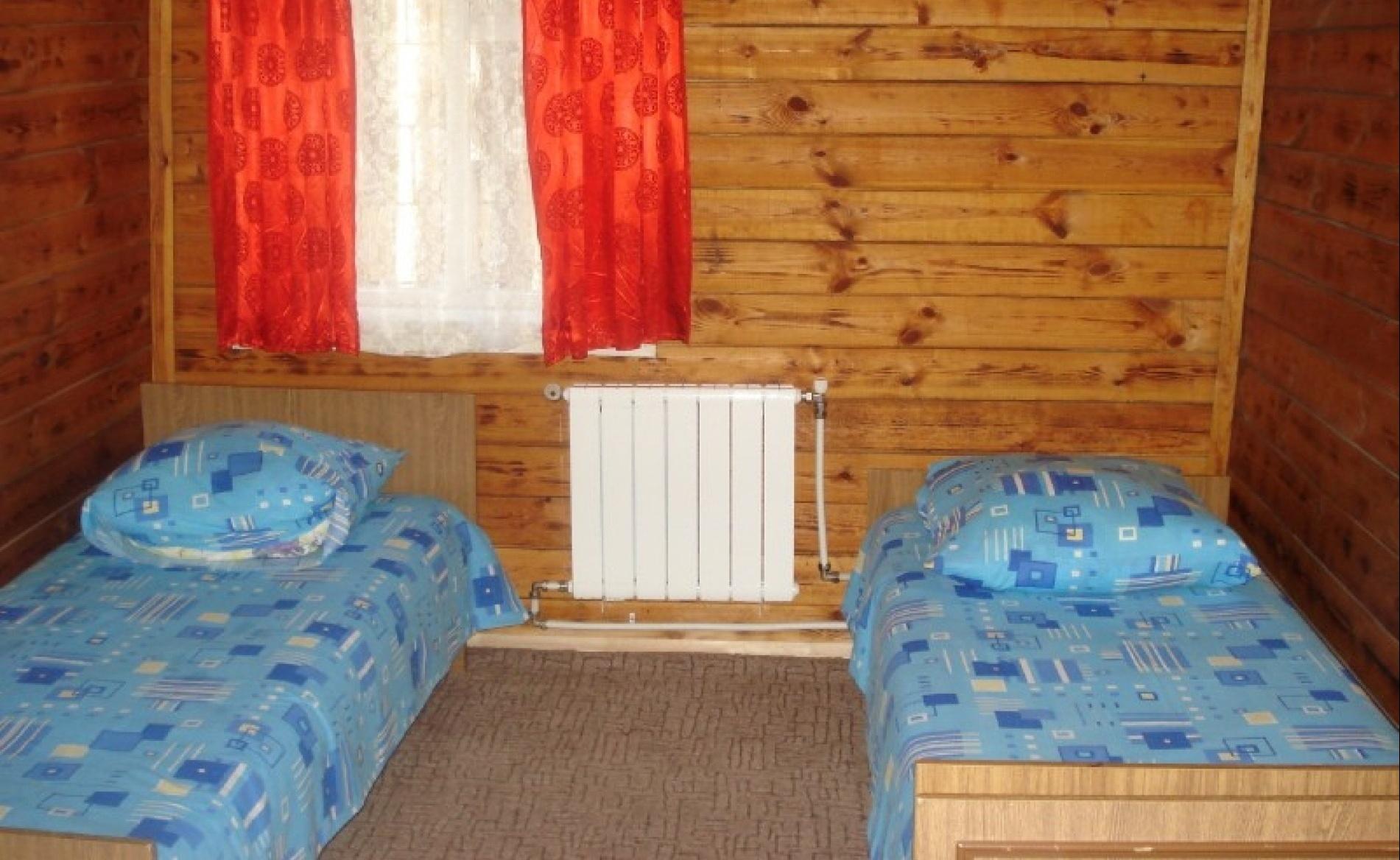 База отдыха «Белый Парус» Свердловская область Корпус на 16 мест, фото 2