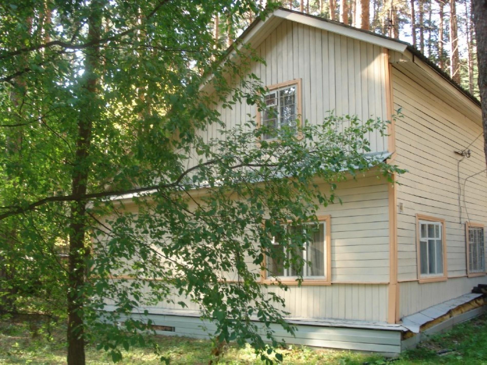 База отдыха «Белый Парус» Свердловская область Корпус на 16 мест, фото 1
