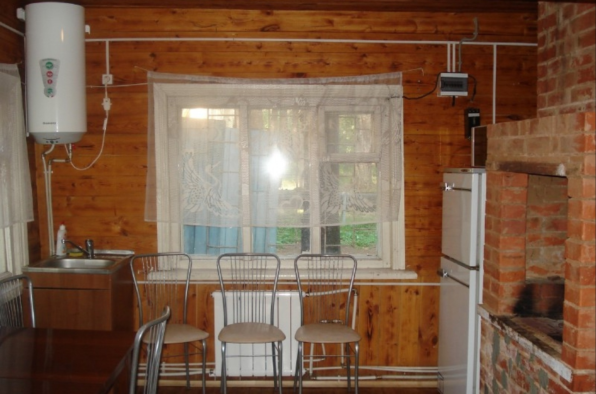 База отдыха «Белый Парус» Свердловская область Корпус на 16 мест, фото 4