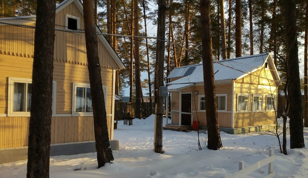 База отдыха «Белый Парус» Свердловская область, фото 1