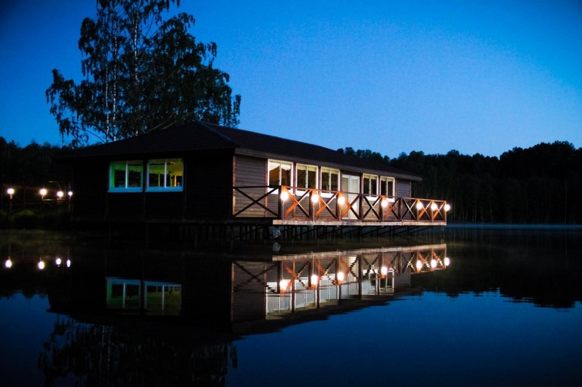База отдыха «Поместье озера Сиркоярви» Ленинградская область, фото 4