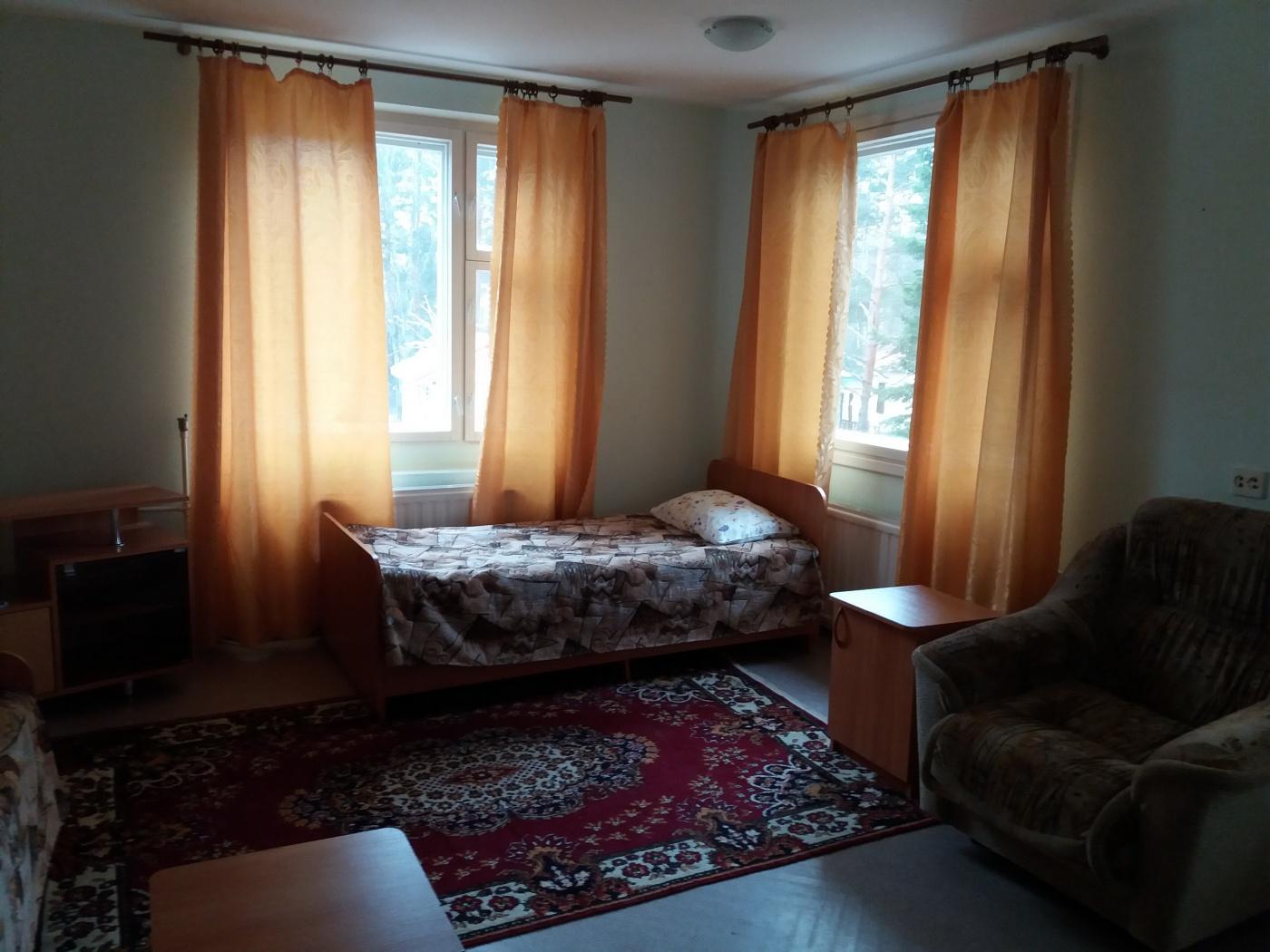 База отдыха «Поместье озера Сиркоярви» Ленинградская область 2-комнатный номер, фото 1