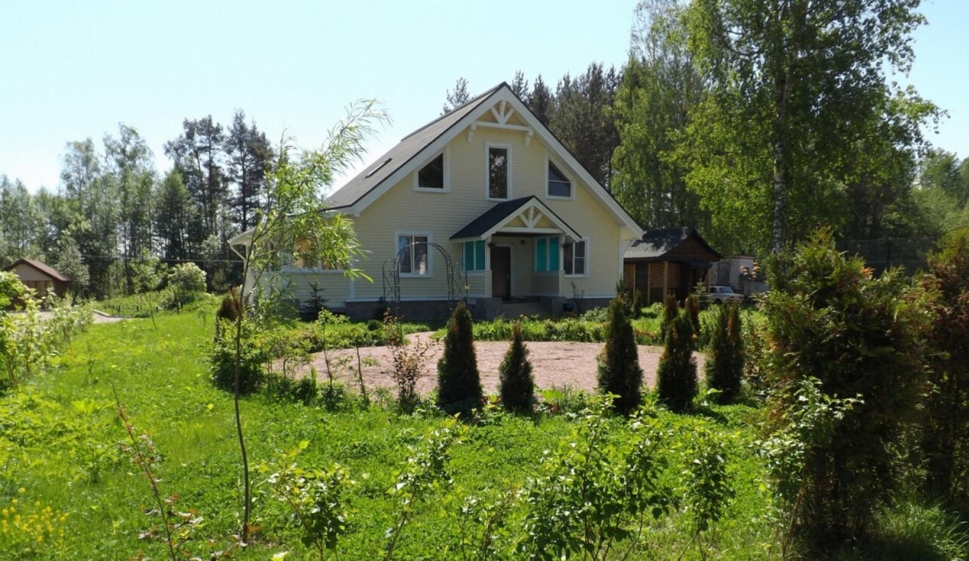 База отдыха «Поместье озера Сиркоярви» Ленинградская область, фото 3