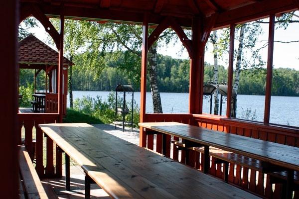 База отдыха «Поместье озера Сиркоярви» Ленинградская область, фото 9