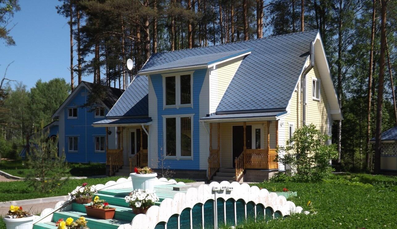 База отдыха «Поместье озера Сиркоярви» Ленинградская область, фото 1