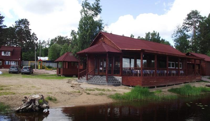 База отдыха «Михайловская» Ленинградская область, фото 1
