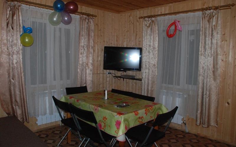 База отдыха «Михайловская» Ленинградская область Коттедж №1, фото 2
