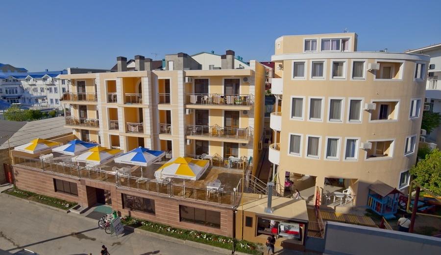 Отель «Константинополь» Краснодарский край, фото 1
