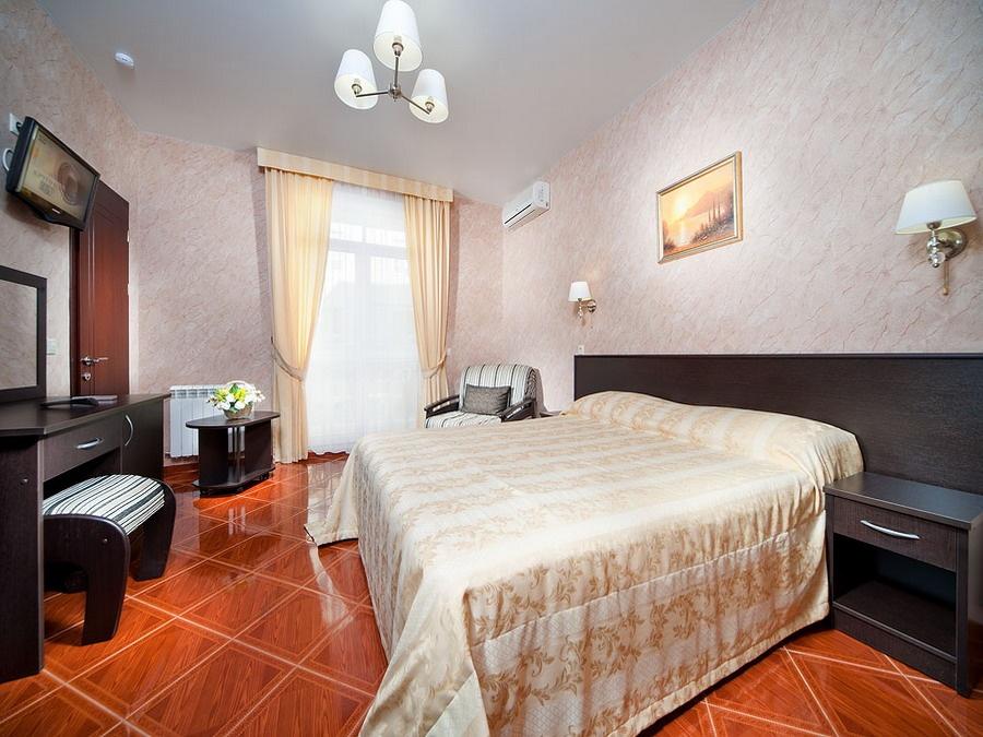 Отель «Константинополь» Краснодарский край Стандарт 2-местный, фото 1