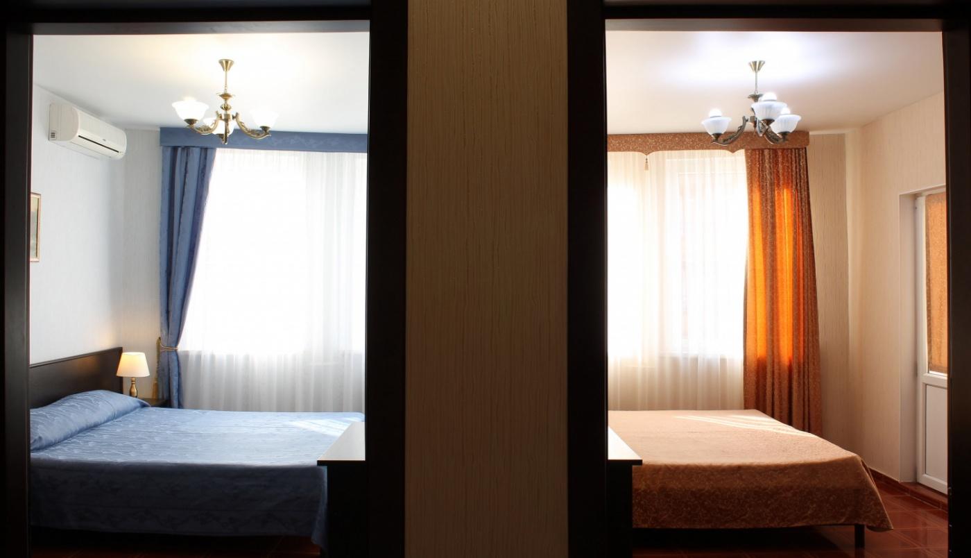 Отель «Константинополь» Краснодарский край Семейный 2-комнатный, фото 2