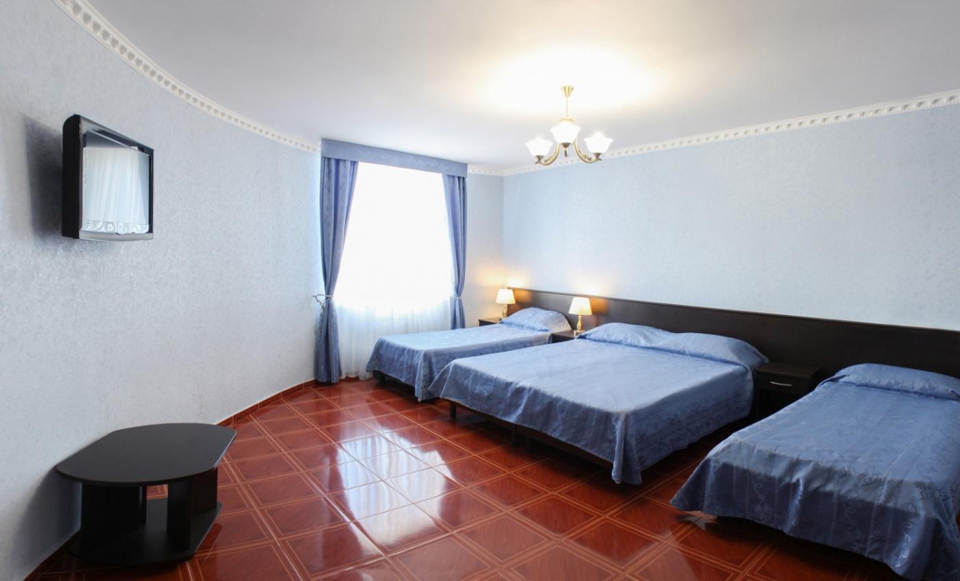 Отель «Константинополь» Краснодарский край Стандарт 4-местный, фото 1